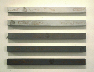 Size Matters, Stacked, 2004